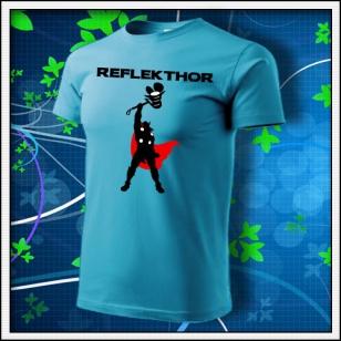 Reflekthor - tyrkysové