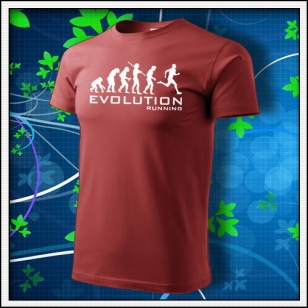 Evolution Running - bordové