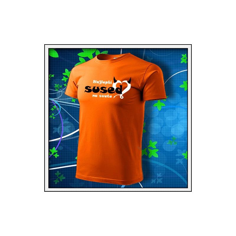 Kamaráti - oranžové