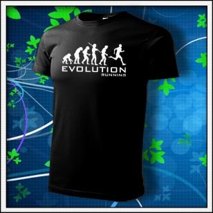 Evolution Running - čierne