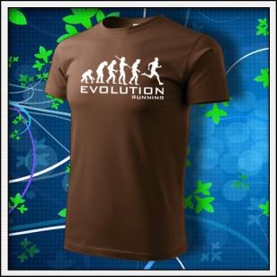 Evolution Running - čokoládové