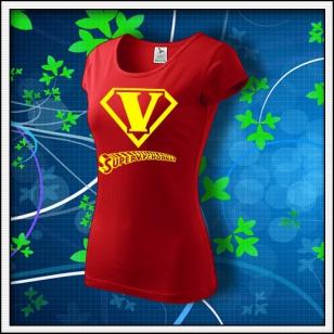 SuperVýchodňár - dámske červené