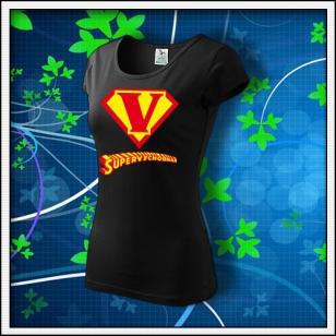 SuperVýchodňár - dámske čierne
