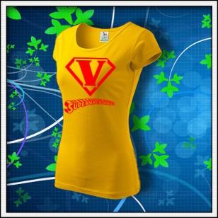 SuperVýchodňár - dámske žlté