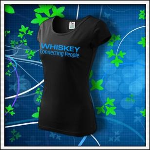 Whiskey - dámske čierne