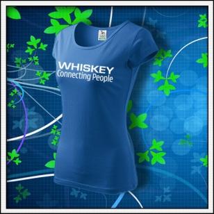 Whiskey - dámske svetlomodré