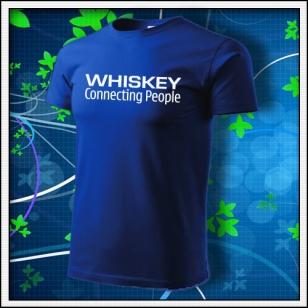 Whiskey - kráľovské modré