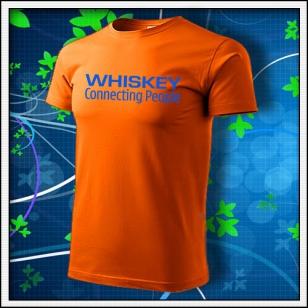 Whiskey - oranžové