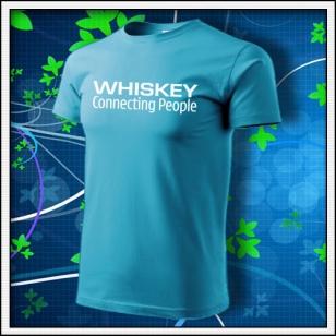 Whiskey - tyrkysové