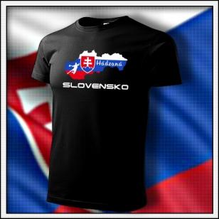 Slovensko - Hádzaná - detské čierne