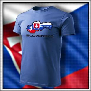 Slovensko - Hádzaná - detské svetlomodré