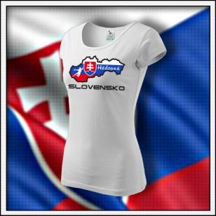 Slovensko - Hádzaná - dámske biele