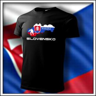 Slovensko - Hokejbal - detské čierne