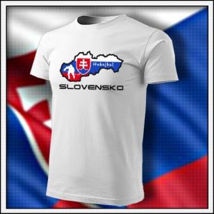Slovensko - Hokejbal - biele