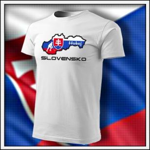 Slovensko - Hokej - detské biele