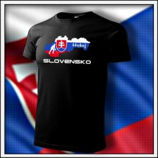Slovensko - Hokej - detské čierne