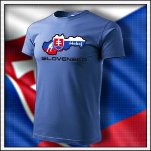 Slovensko - Hokej - detské svetlomodré