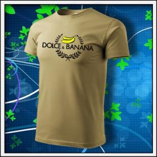 Dolce & Banana - pieskové