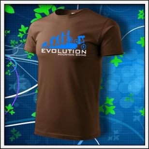 Evolution Mountain Biking - čokoládové