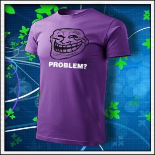 Meme Problem? - fialové