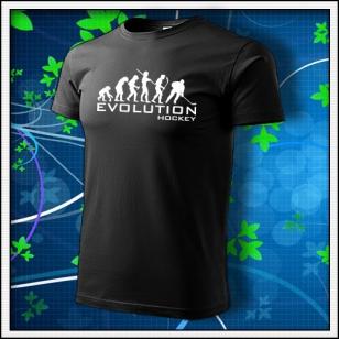 VÝPREDAJ !!! - 1 ks Evolution Hockey - čierne S