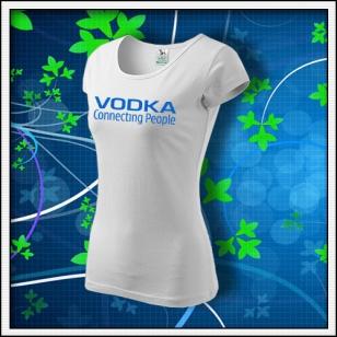 Vodka - dámske biele