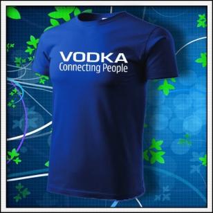 Vodka - kráľovské modré