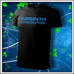 Absinth - čierne