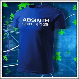 Absinth - kráľovské modré