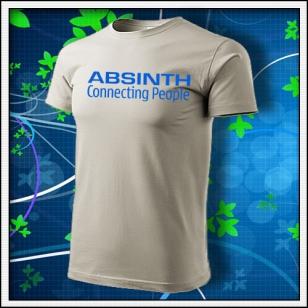 Absinth - ľadovosivé