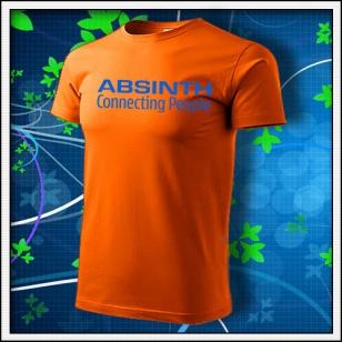 Absinth - oranžové