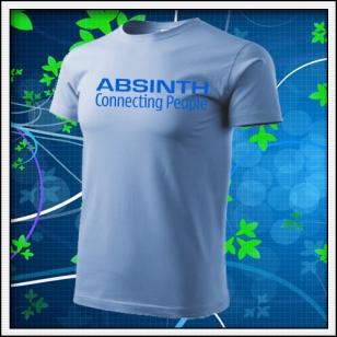 Absinth - nebeské modré