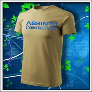 Absinth - pieskové