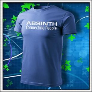 Absinth - svetlomodré
