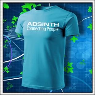 Absinth - tyrkysové