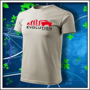 Evolution Off Road - ľadovosivé