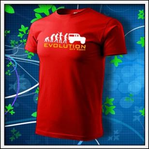 Evolution Off Road - červené