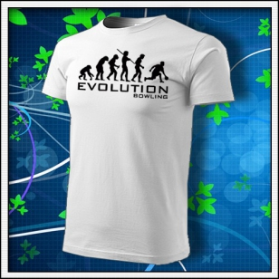 VÝPREDAJ !!! - 1 ks Evolution Bowling - biele XXXL
