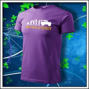 Evolution Off Road - fialové