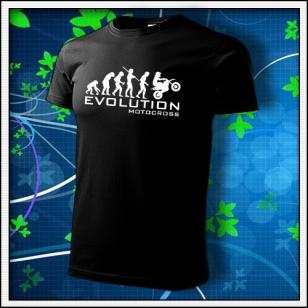 Evolution Motocross - čierne