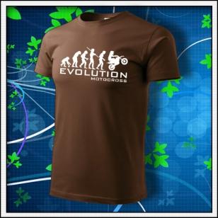 Evolution Motocross - čokoládové