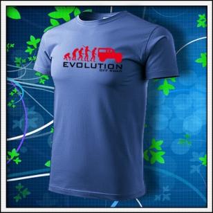 Evolution Off Road - svetlomodré