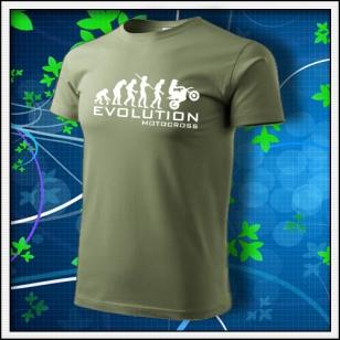 Evolution Motocross - khaki