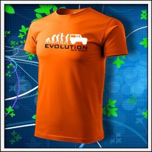 Evolution Off Road - oranžové