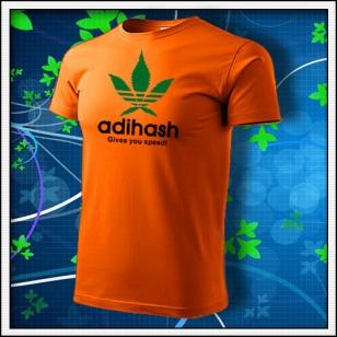 VÝPREDAj !!! - 1 ks Adihash - oranžové S