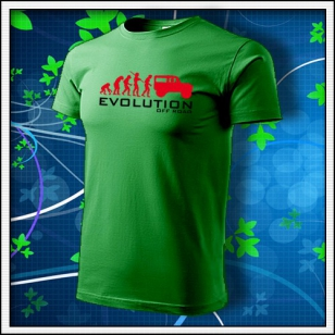 Evolution Off Road - trávovozelené