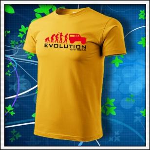 Evolution Off Road - žlté