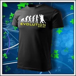 VÝPREDAJ !!! - 1 ks Evolution Salsa - čierne M
