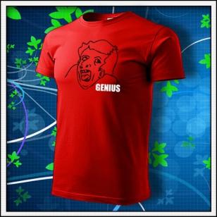 Meme Genius - červené