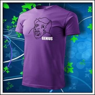 Meme Genius - fialové